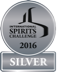 International Spirits Challenge: Silver Winner