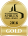 International Spirits Challenge: Gold Winner